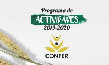 Porta programa de actividades 19-20