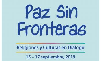 Cartel Encuentro Internacional por la Paz