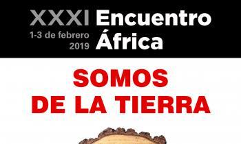 Cartel XXXI Encuentro África