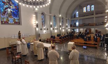 Las Misioneras del Divino Maestro celebran la clausura de su 75º aniversario