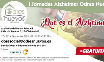 Jornada Alzheimer Obra Social Odres Nuevos