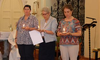 Nuevo equipo provincial en la Provincia Vedruna de Europa de las Hermanas Carmelitas de la Caridad.