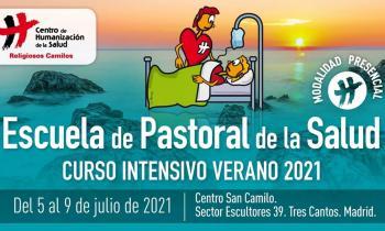 Curso intensivo de pastoral de la salud de los religiosos Camilos