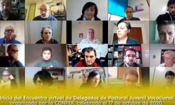 """""""Vivir la Sinodalidad en nuestra PJV"""" – Documento del año"""