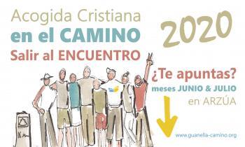 """Acogida cristiana en el """"Camino de Santiago"""""""
