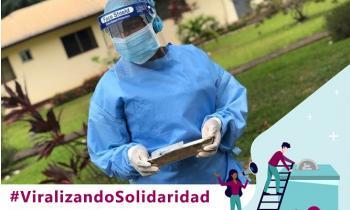 Campaña #ViralizandoSolidaridad