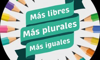Más libres más plurales