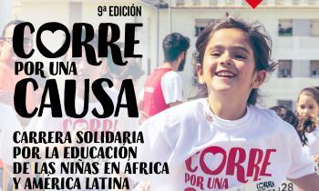 """Carrera solidaria, """"Corre por una causa"""""""
