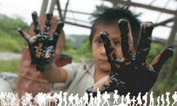 Foto abusos Amazonía