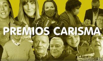 Entrega Premios Carisma