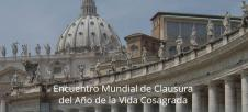 Encuentro Vida Consagrada Roma