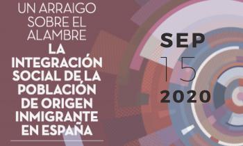 Un arraigo sobre el alambre. La integración de la población de origen inmigrante en España