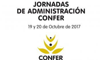 Ya están disponibles los documentos de las Jornadas para Administradores de los días 19 y 20 de octubre