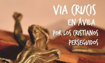 Cartel Vía Crucis