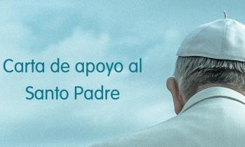 CONFER apoya al Papa Francisco.