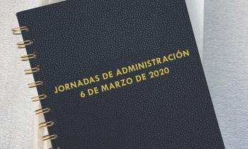 Jornadas de Administración CONFER Marzo 2020