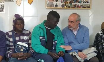 Breve crónica de la visita a Tarifa, Tánger y Ceuta de la red #MigrantesConDerechos por parte de la CONFER