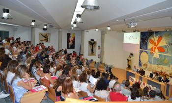 Foto Congreso Colegios Carmelitanos