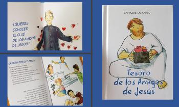 """Las hermanas Teresianas de Ossó reeditan el """"Tesoro de los amigos de Jesús"""""""