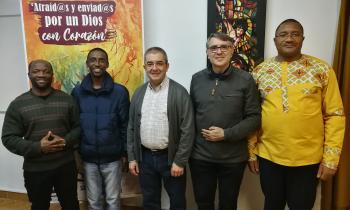Nuevo Consejo General de los Misioneros de los SS. Corazones
